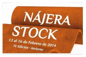 Cartel Nájera Stock 2014