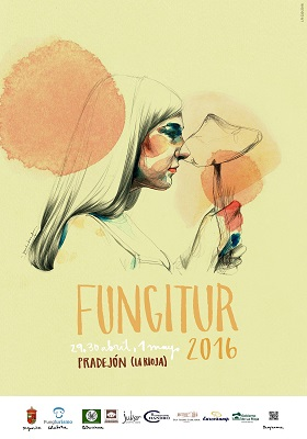 Cartel de Fungitur 2016