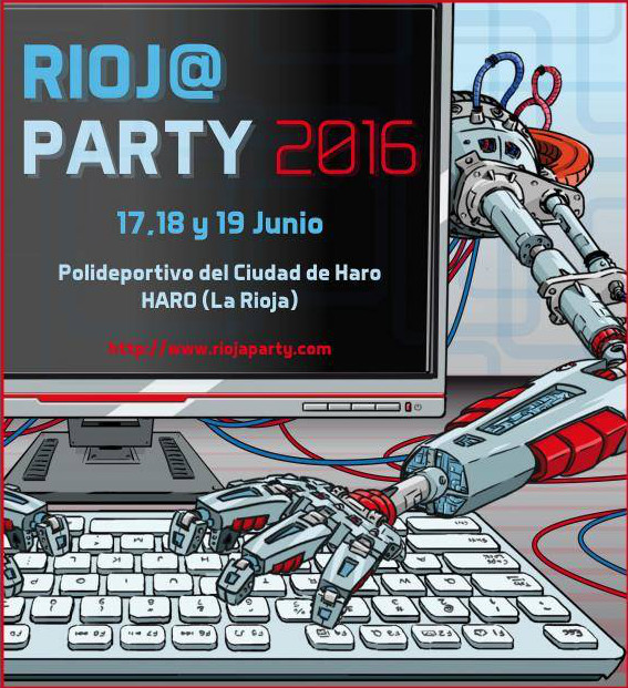 Riojaparty 2016
