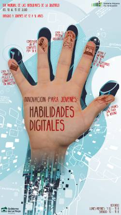 video-wall-habilidades-digitales