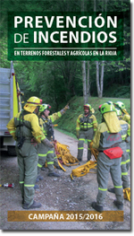 portada folleto de incendios 2015